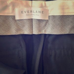 Everlane trousers